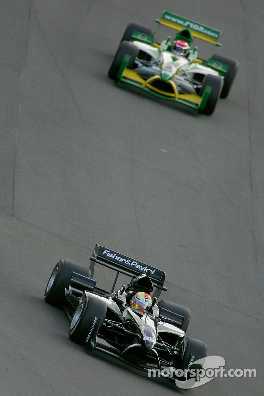 Matt Halliday and Nelson A. Piquet