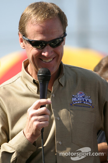 Rusty Wallace Court of Legends induction: Rusty Wallace