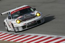 #79 J3 Motorsport Porsche 911 GT3 RSR: Justin Jackson, Tim Sugden