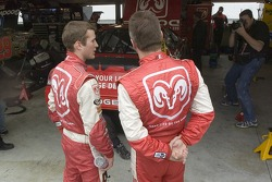 Kasey Kahne and Jeremy Mayfield