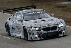 The new BMW M6 GT3