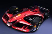 Ferrari Design Formula 1 Concept