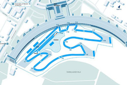 Formula E reveals German track layout