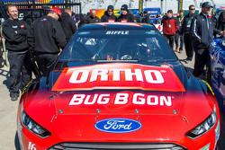 Car of Greg Biffle, Roush Fenway Racing Ford