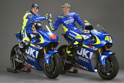 Team Suzuki GSX-RR launch