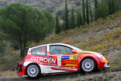 Kris Meeke and Glenn Patterson