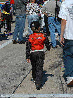 Joe Nemechek's son