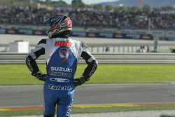 Race over for Nobuatsu Aoki