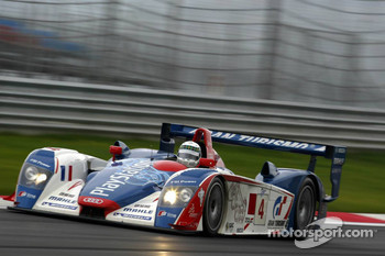 #4 Audi Playstation Team Oreca Audi R8: Stphane Ortelli, Allan McNish
