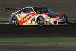 #88 Gruppe M Racing Porsche 996 GT3-RSR: Emmanuel Collard, Tim Sugden