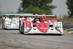 #27 Horag-Lista Racing Lola B05/40 Judd: Eric Van de Poele, Didier Theys, Thed Bjork