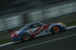 #66 Gruppe M Racing Porsche 996 GT3-RSR: Marc Lieb, Mike Rockenfeller