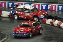 Superfinal 2: Sébastien Loeb passes Tom Kristensen who pushed too hard