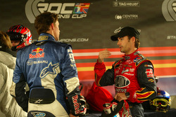 Travis Pastrana and Jeff Gordon