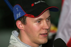 Nations Cup 2005 winner Mattias Ekström