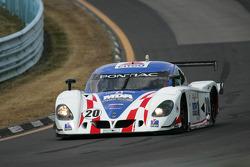 #20 CITGO - Howard - Boss Motorsports Pontiac Crawford: Andy Wallace, Tony Stewart