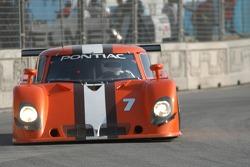 #7 Tuttle Team Racing/ SAMAX Pontiac Riley: Brian Tuttle, Mario Haberfeld