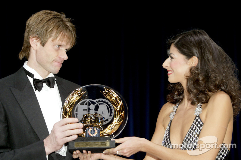 FIA World Rally Championship third place Marcus Gronholm