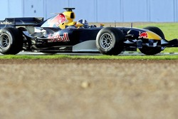 Red Bull Racing RB2 shakedown