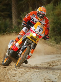 Team Repsol Red Bull KTM: Marc Coma