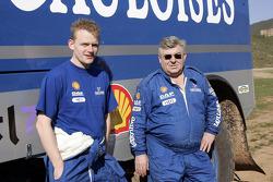 Team de Rooy: Gerard de Rooy and Jan de Rooy