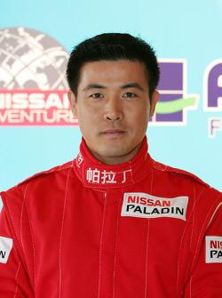Team Nissan Dessoude presentation: Xu Lang