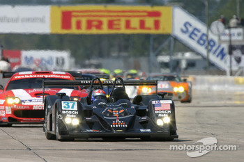 #37 Intersport Racing Lola B05/40 AER: Jon Field, Duncan Dayton, Gregor Fisken