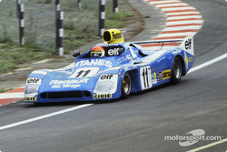 #11 Grand Touring Cars Inc. Mirage M9 Renault: Sam Posey, Michel Leclère