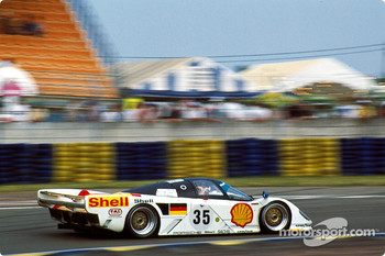 #35 Dauer 962 LM GT: Hans Stuck,Thierry Boutsen,Danny Sullivan