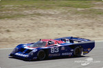#83 Electromotive Nissan GTP ZX-T: David Hobbs