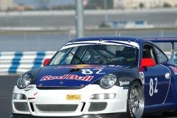 #82 Farnbacher Racing/ Farnbacher Loles Porsche GT3 Cup: Dirk Werner, Philip Peter, Dieter Quester, Toto Wolf
