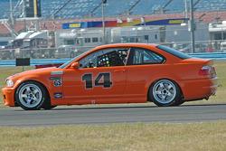 #14 Martinelli Motorsports BMW M3: Jeff McMillin, Jason Martinelli