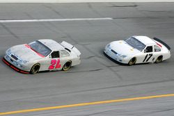 Ken Schrader and Matt Kenseth
