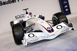 The BMW Sauber F1.06