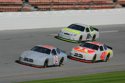 Mike Wallace, Casey Mears and Greg Biffle
