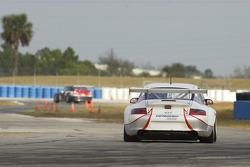 #55 Farnbacher Racing Porsche 911 GT3 RSR: Pierre Ehret, Dominik Farnbacher