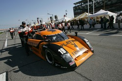 Playboy/ Uniden Racing Ford Crawford