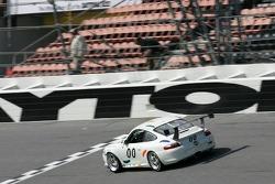 #00 TZ Motorsports Porsche GT3 Cup: James Thomason, Ron Zitza, Tim Lewis Jr., Kevin Wheeler