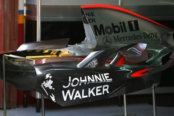 Bodywork of the McLaren MP4-21