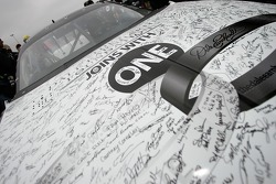 Dale Earnhardt Foundation joins 'One' campaign: the 'One' car