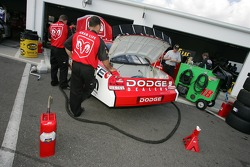 Dodge Dealers crew members at work