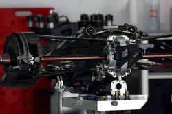 Honda Racing gearbox