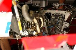 Toyota TF106 gearbox