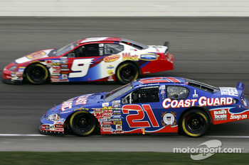 Kevin Harvick and Kasey Kahne