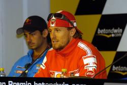 Press conference: Sete Gibernau