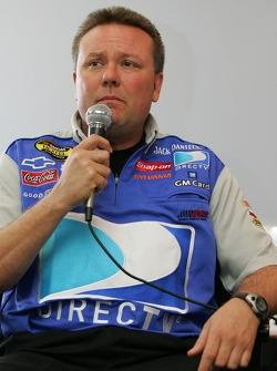 Crew chiefs' press conference: Gil Martin