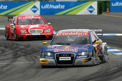Martin Tomczyk leads Jean Alesi