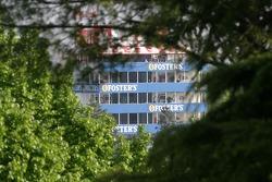 A look at the tower at Imola