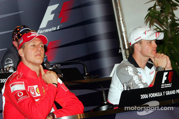 Thursday FIA press conference: Michael Schumacher and Ralf Schumacher
