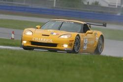 #21 Riverside Corvette Z06 GT3: Christopher Cambell, Phillipe Charriol